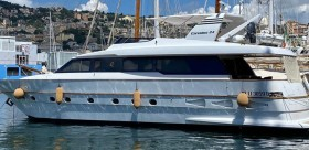 Nostra central - Pershing 50.1